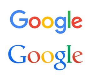 Google old and new