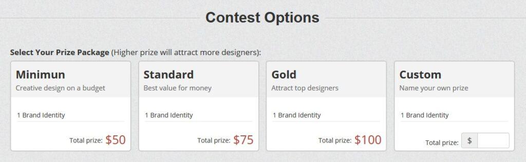 48hourslogo brand identity design price